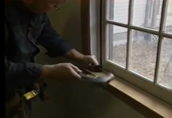 How to Remove an Old Window