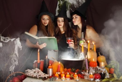 Spooky Witch's Brew Recipe (Super Simple)