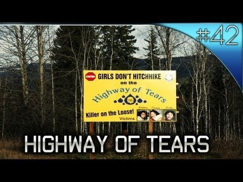 Mysterious Highway of Tears in B.C.