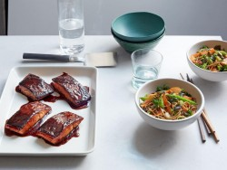 Teriyaki Salmon Recipe by Gordon Ramsay