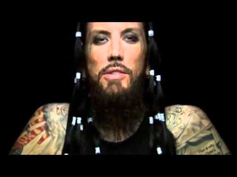 Brian Head Welch From Korn speaks from the heart