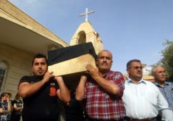 Day of prayer launches week dedicated to persecuted Christians