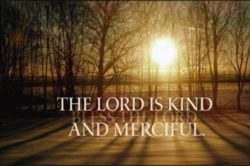 God is Kind and Merciful