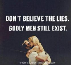 Godly Men Still Exist