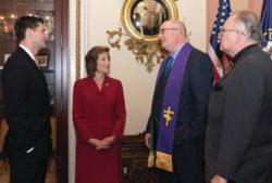 Presbyterian Pastor Rob Hughes honored to pray in Washington, D.C.