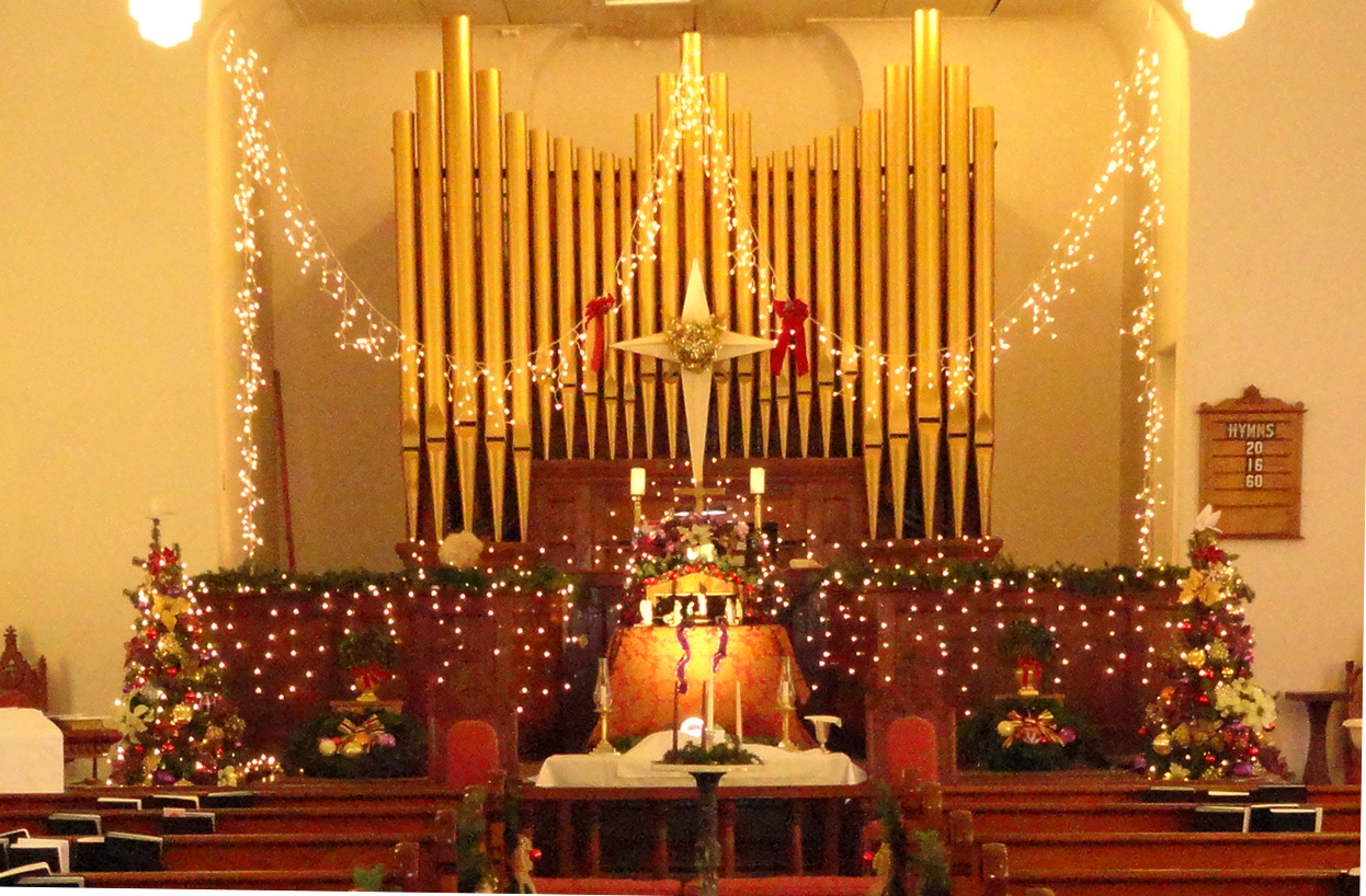 Brandon United Methodist Christmas Decorations Clattr