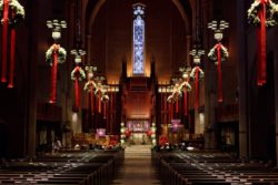 Christmas Decorating For Church Sanctuary