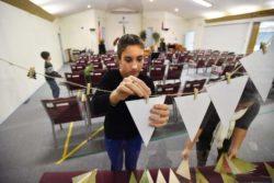 Churches kick into high gear for Christmas