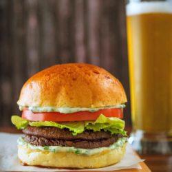 Grilled Portobello Burger Recipe