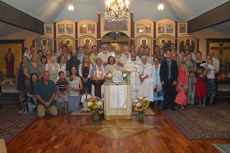 Holy Transfiguration Orthodox Church | East Syracuse, NY