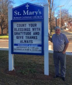 St. Mary's (Our Lady of Ransom) Catholic Church gets new pastor