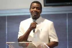 Pastor Adeboye shares testimony at Holy Ghost Congress