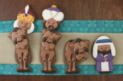 3 Wise Men Christmas Cookie How To Guide