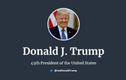 President Donald Trump Tweets