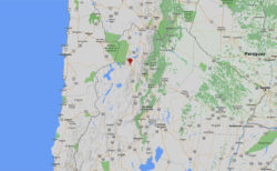 Argentina and Chile struck by earthquakes