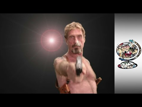 Mysterious John McAfee Documentary