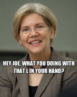 Elizabeth Warren hands Biden another L according to recent poll