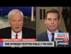 Rep. Eric Swalwell Farts Well on Hardball!