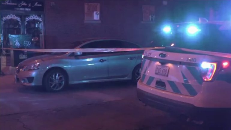14 year old boy shot in head after homecoming dance in Chicago