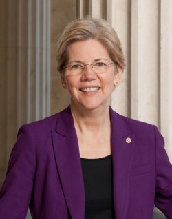 Is Elizabeth Warren's Run for President Tanking?