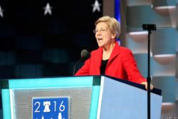 Elizabeth Warren slaps Bloomberg about 'Kill it' comment to pregnant employee