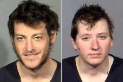 Vegas couple lures guy with dating app then kills him