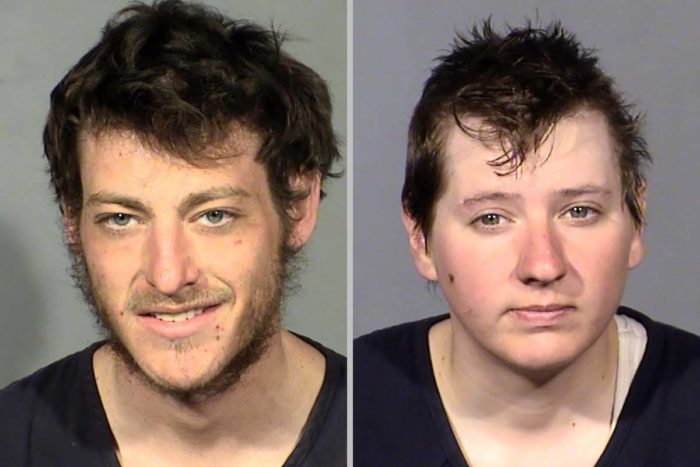 Vegas couple lures guy with dating app then kill him