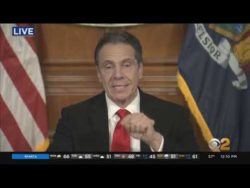 Andrew Cuomo: God did not do that