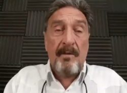 John McAfee breaks down how to achieve happiness