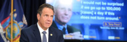 Governor Cuomo: 'Three Strikes and You're Closed'