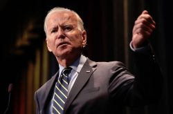 Biden kind of condemned protest violence but months too late