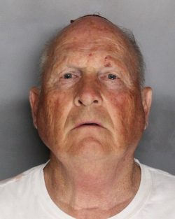 Golden State Killer sentenced to die in prison