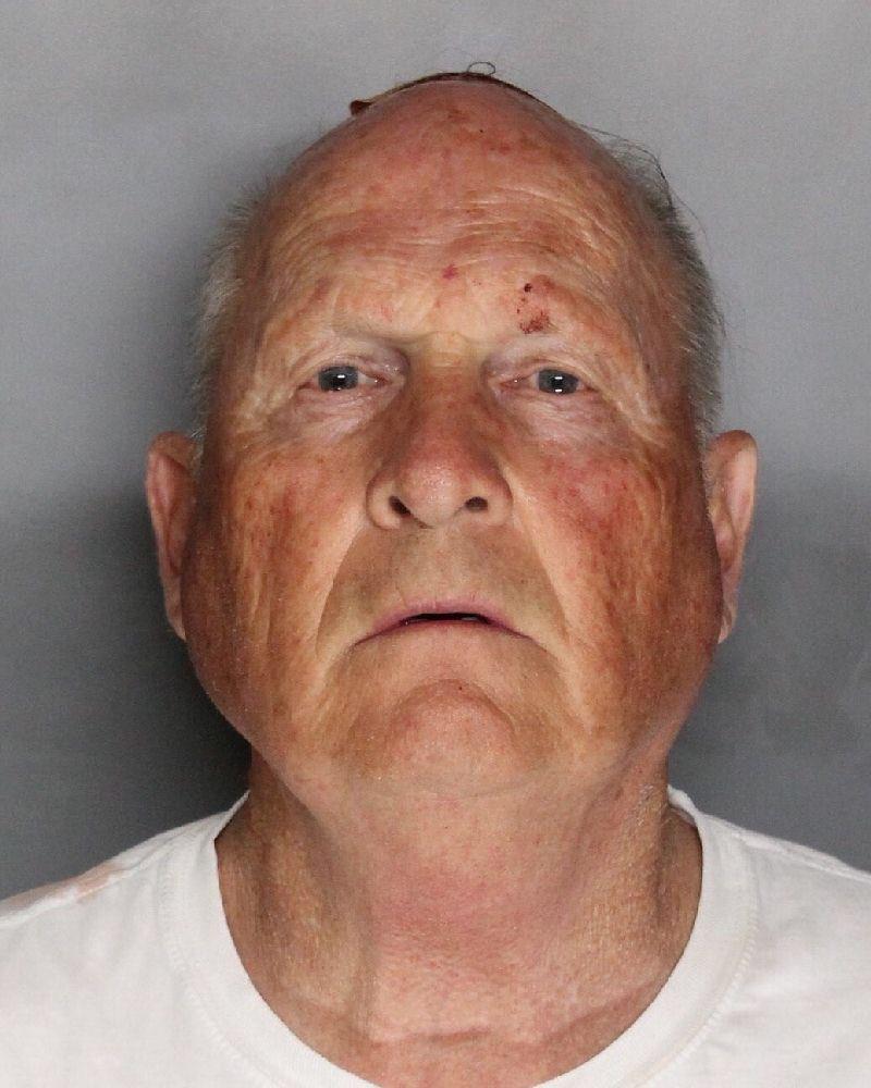 Golden State Killer sentenced to die in prison