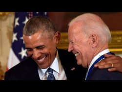 Did Joe Biden rehash Barack Obama speeches for National Convention?