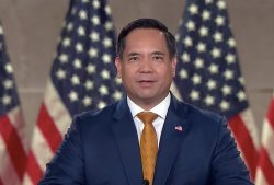 Utah AG Reyes praises Trump as a Warrior against human trafficking