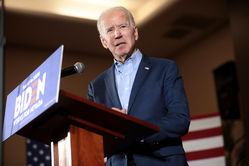 Joe Biden Tweets Live