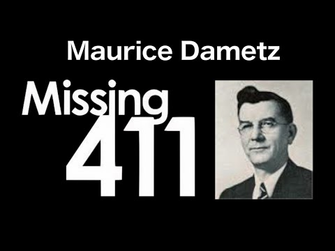 Maurice Dametz vanished while in Pike National Forest