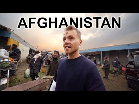 Walking the Streets of Afghanistan