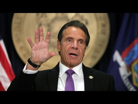Cuomo wouldn't trust the federal government's Covid Vaccine