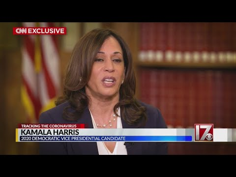 Kamala Harris caused vaccine hesitancy so she could use an 'inject bleach' one-liner