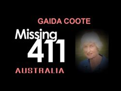 Gaida Coote parked her car then vanished from Australian countryside