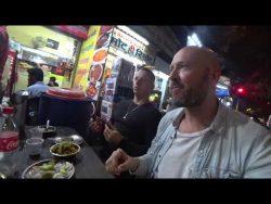 Delhi Night Market: Eating Indian Street Food